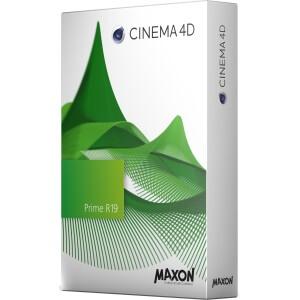 CINEMA 4D Prime R19