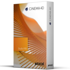 MAXON CINEMA 4D Studio 19